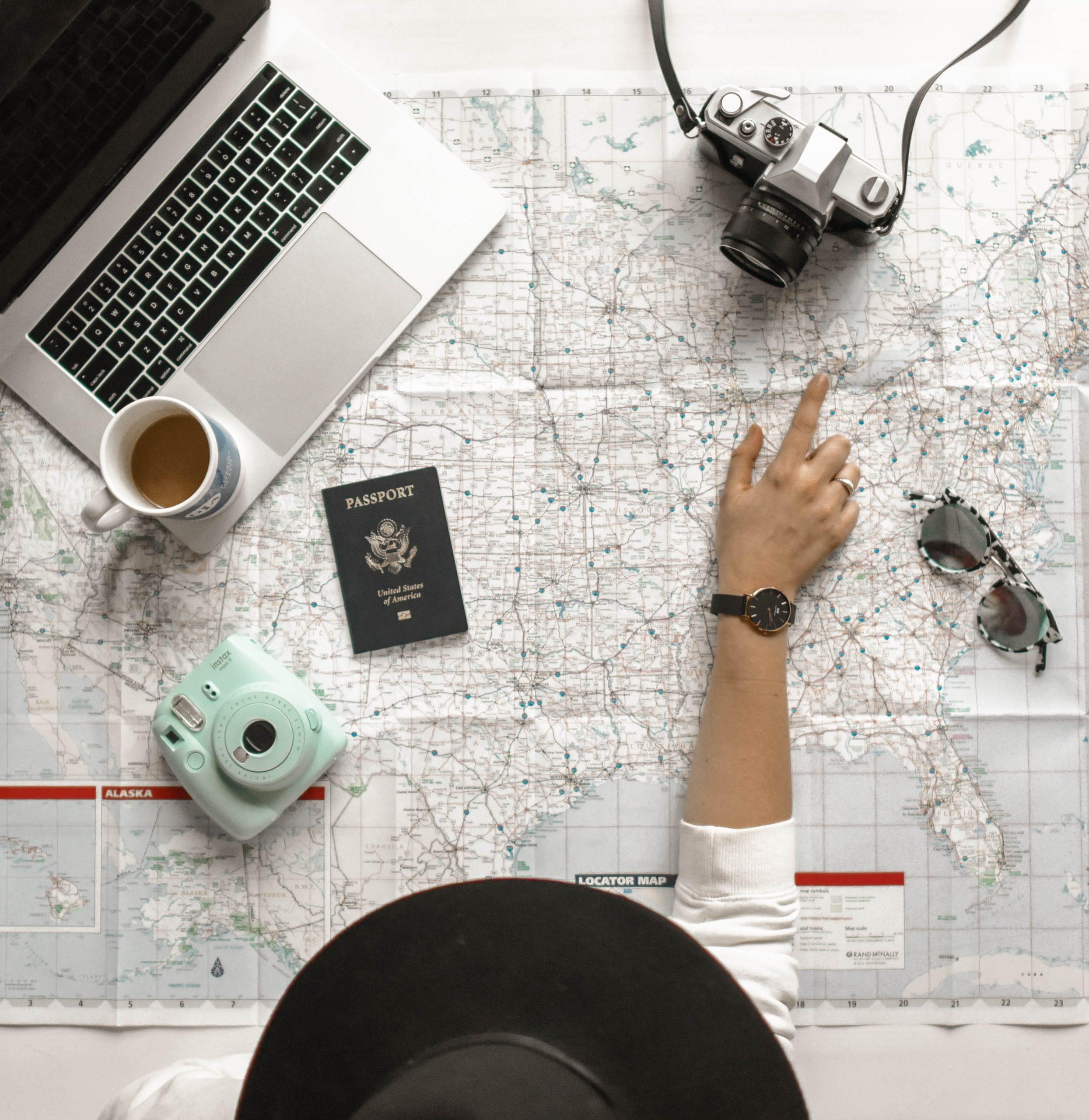 travel planneuse