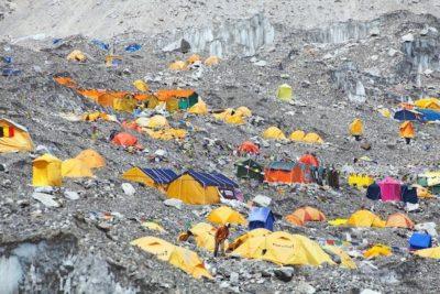 tentes népal