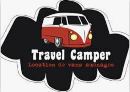 logo travel camper