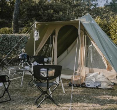 tente prêt a camper