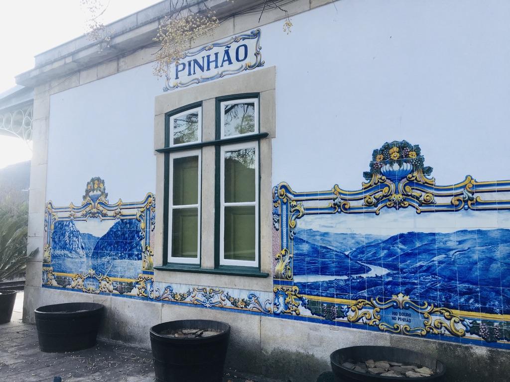 azulejos gare Pinaho