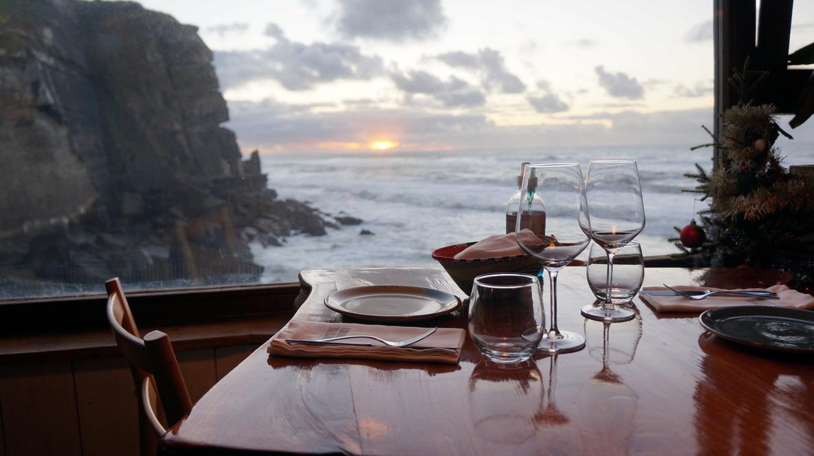 restaurant azenhas do mar