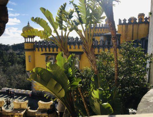 ROADTRIP PORTUGAL : une journée à SINTRA