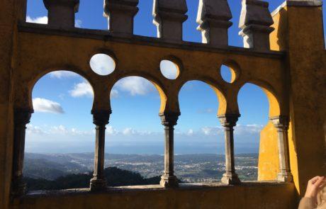 arches palais pena