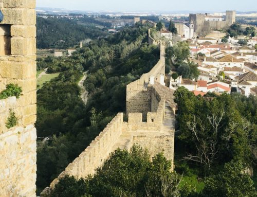 ROADTRIP PORTUGAL : en amour pour OBIDOS