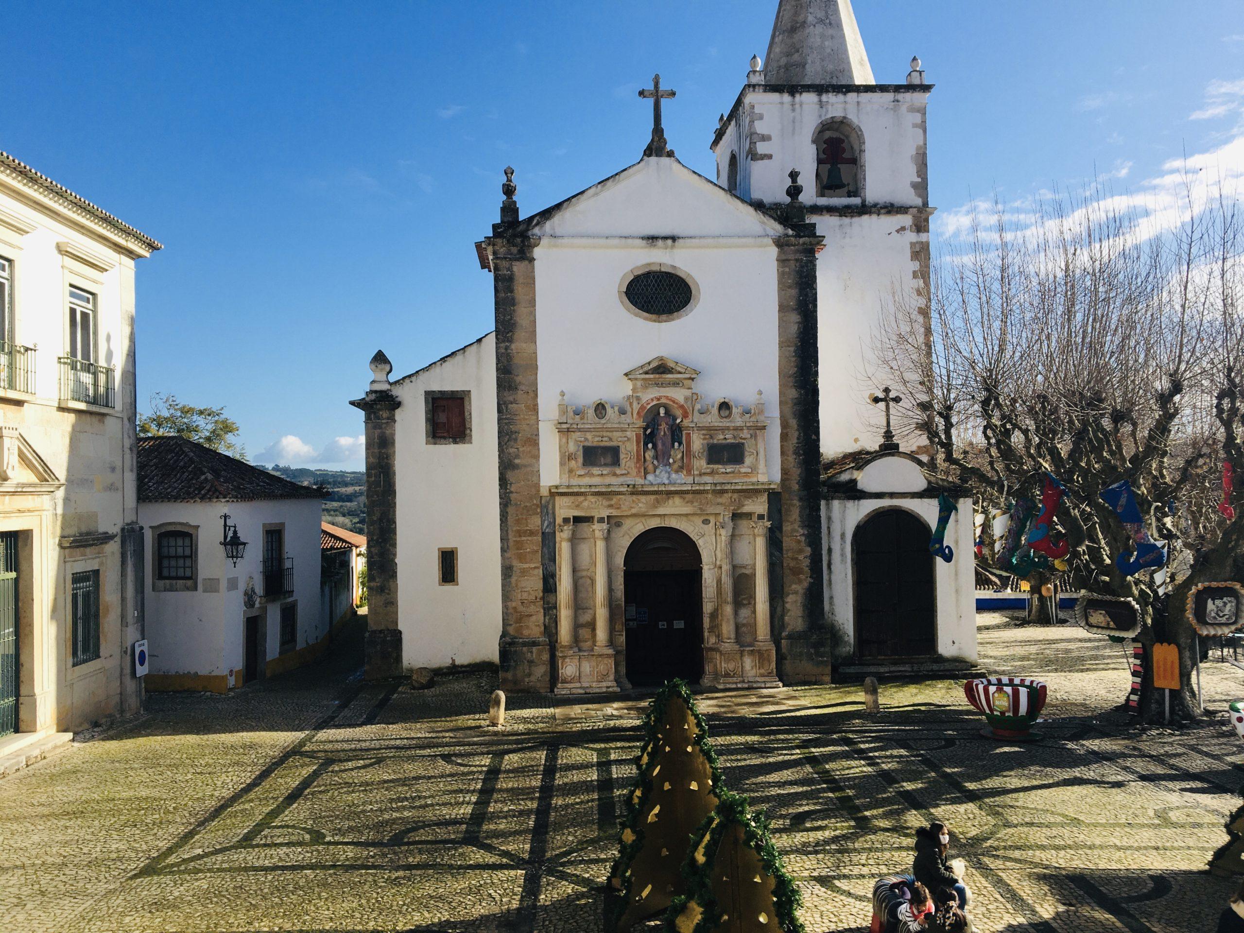 église d'Obidos