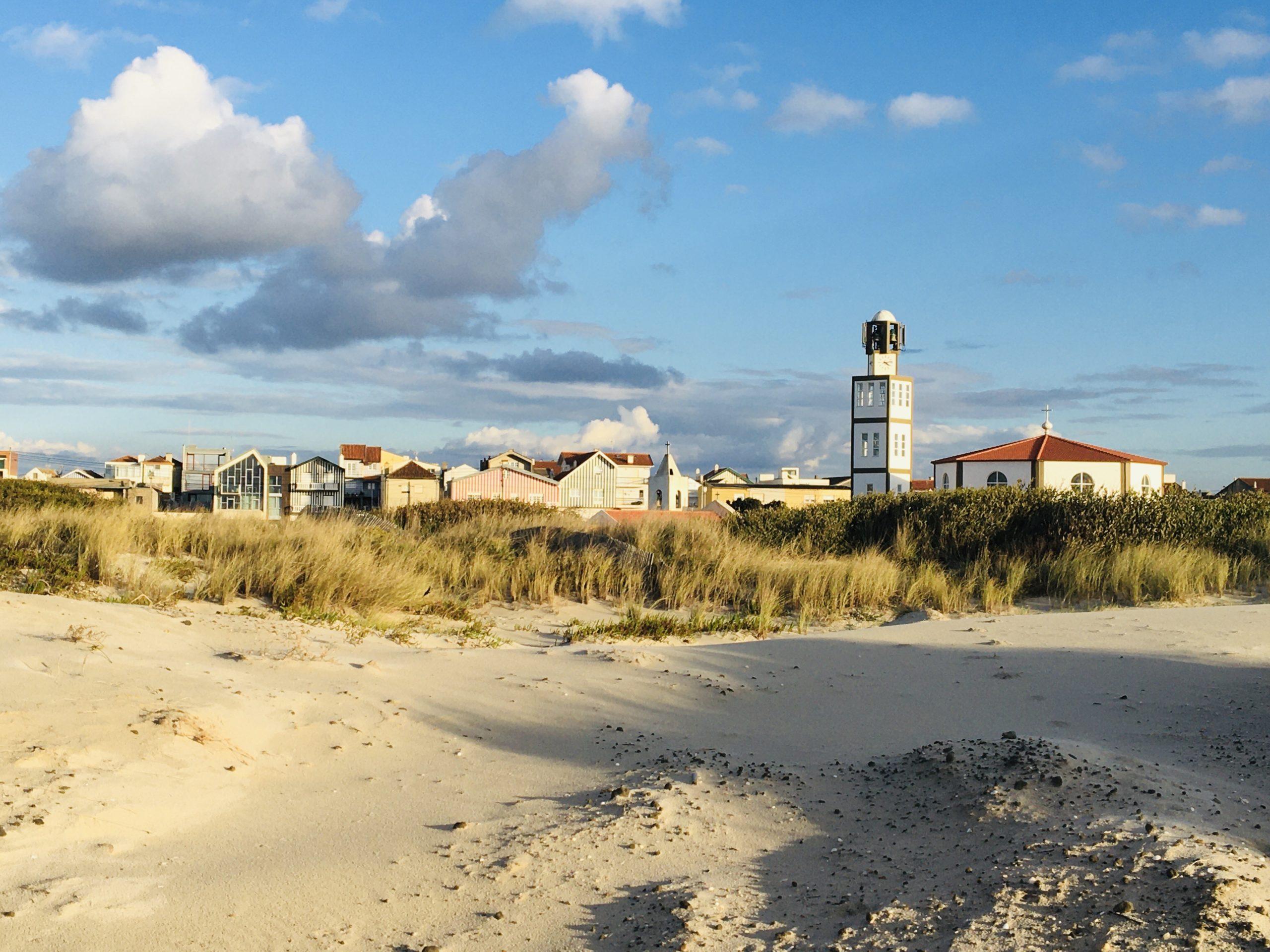 maisons et dune costa nova
