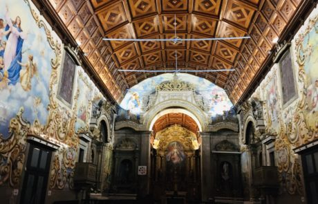 eglise matriz santa maria Valega