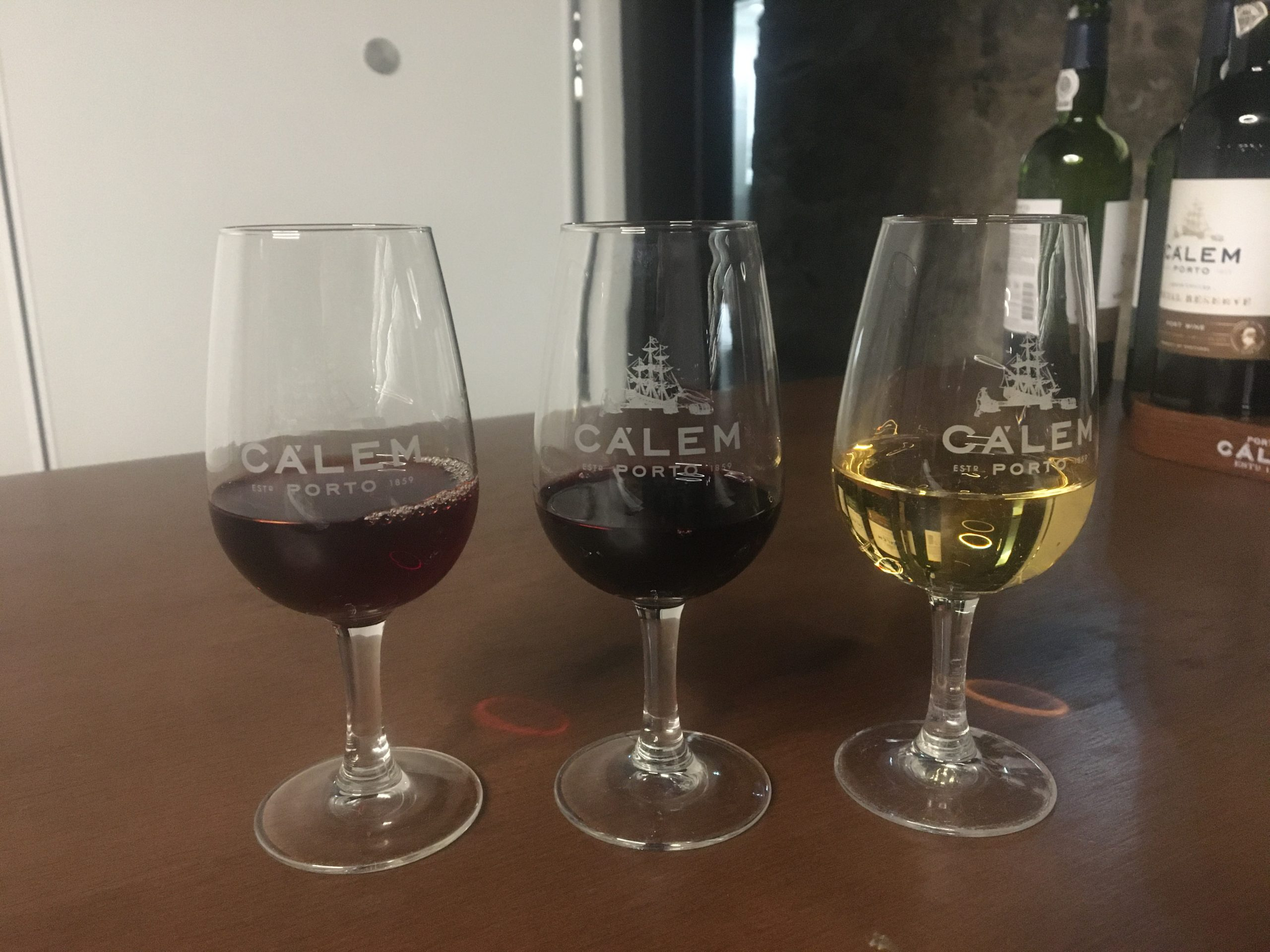 degustation vin de Porto